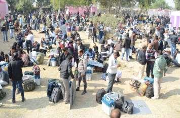 Rajasthan Election Voting Live: लोकतंत्र के महाकुम्भ के लिए भागीरथों की फौज तैयार, इतने लोगों के जिम्मे है ये काम
