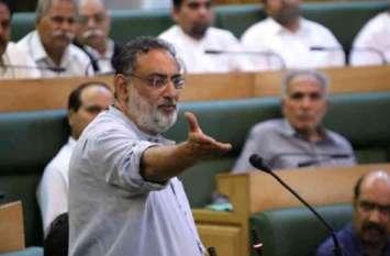 जम्मू-कश्मीर के पूर्व वित्त मंत्री हसीब द्राबू ने पीडीपी से दिया इस्तीफा