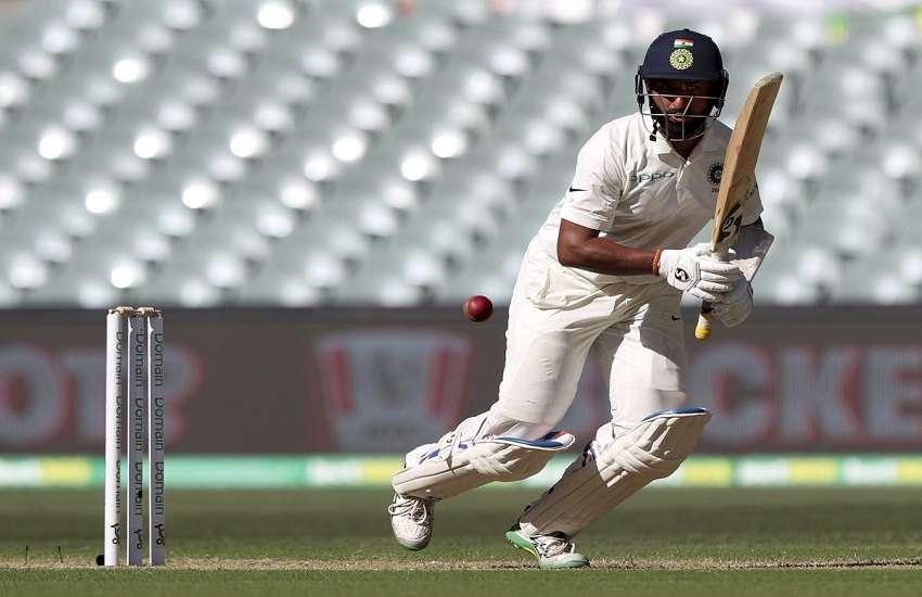 Image result for भारतीय क्रिकेट को मिली भरोसे की एक आैर दीवार, पुजारा ने की इस दिग्गज बल्लेबाज की बराबरी