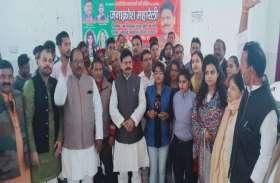 शिवपाल यादव की जन आक्रोश रैली 43 राजनीतिक दल करेंगे  शिरकत -गोपाल राय