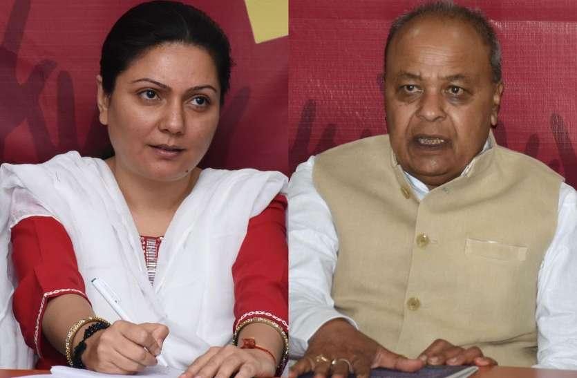 राजस्थान पत्रिका की चुनावी अदालत में बीकानेर पूर्व से कांग्रेस और भाजपा प्रत्याशियों ने रखा अपना विजन