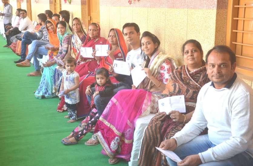 #rajasthan ka ran ...देखें मतदान के नज़ारे
