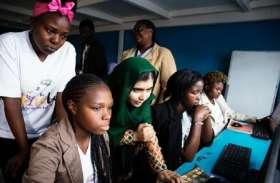 मलाला यूसुफजई को हार्वर्ड यूनिवर्सिटी ने किया सम्मानित