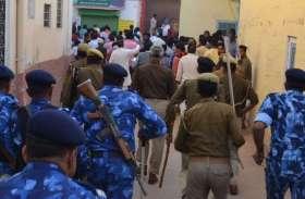 SIKAR में हनुमान बेनीवाल, कांग्रेस व BJP के समर्थक हुए आमने-सामने तो पुलिस ने भी दिखाया ऐसा रूप