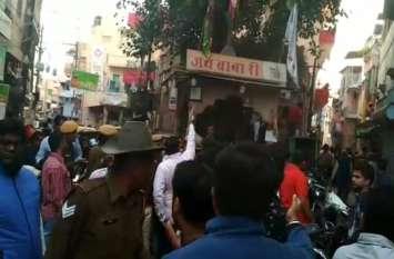 video : शांत शहर कहे जाने वाले जोधपुर में मतदान को लेकर आमने-सामने हुए दो पक्ष, झगड़ा शांत करवाने पहुंची पुलिस