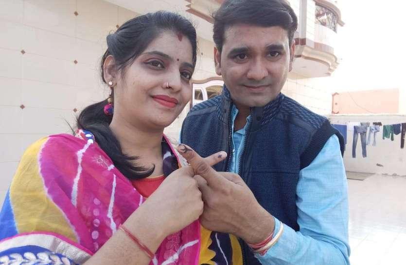 Bikaner Live Updates- हम साथ साथ है...देखे मतदान के बाद की रोचक तस्वीरें