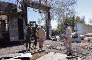 ईरान के चाबहार में आत्मघाती हमला, तीन की मौत, 20 घायल