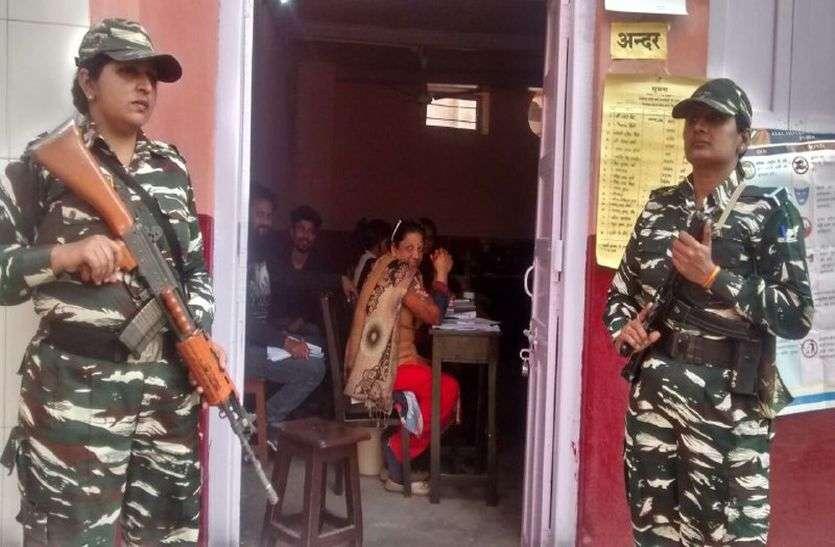 Rajasthan Election 2018 Live : एक मतदान केन्द्र ऐसा भी, जहां सभी कर्मचारी थी महिलाएं, सुरक्षा सहित सारा काम था नारी शक्ति के जिम्मे