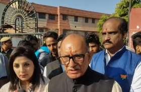 राजस्थान विधानसभा चुनाव 2018 लाइव: BJP के पूर्व पार्टी प्रेसिडेंट ने वोटिंग के समय उठाए ये सवाल