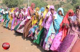 Rajasthan Election 2018 : बांसवाड़ा @76.43 % - मतदान जागरुकता का शोर पूरा, लेकिन मतदान आधा-अधूरा