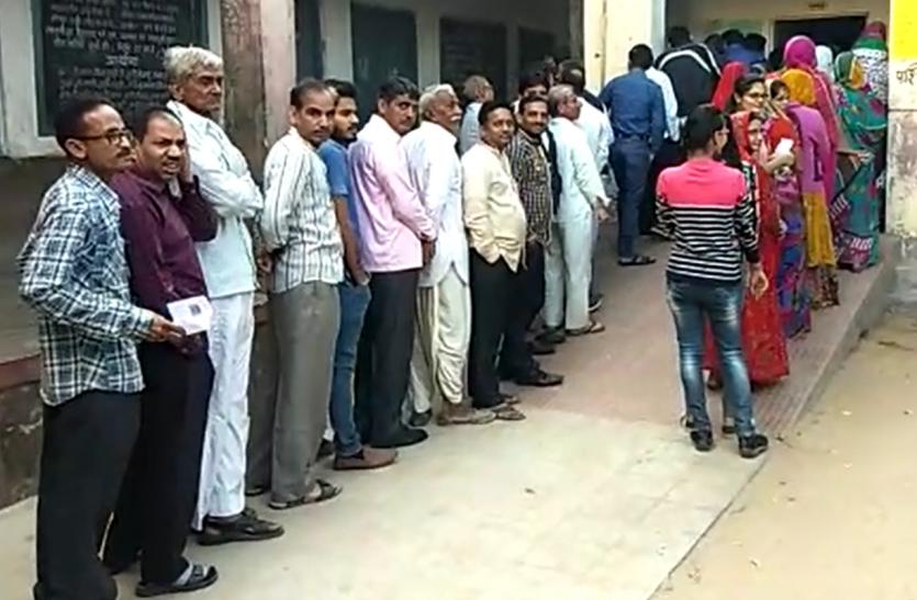 Bikaner Live Updates : यहां अभी तक इतने प्रतिशत हुआ मतदान