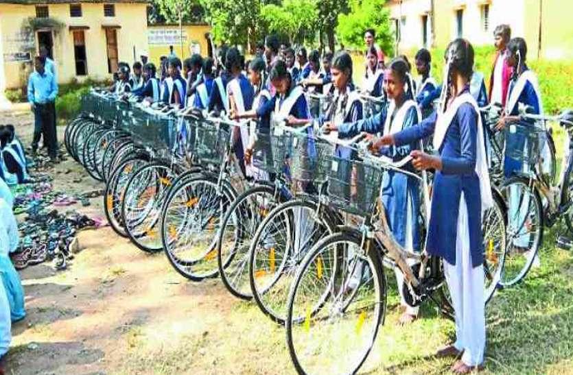 नए साल में जिले के 12 हजार छात्राओं को मिलेगी 'सरस्वती की साइकिल'