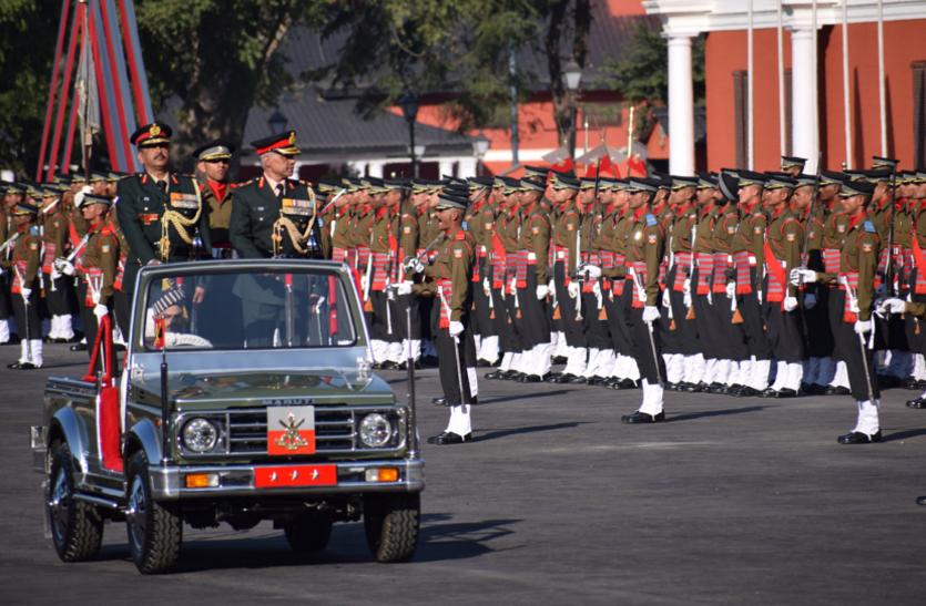 देश को मिले 347 सैन्य अधिकारी, यहां देंखे किस राज्य के कितने युवा बने भारतीय सेना का हिस्सा