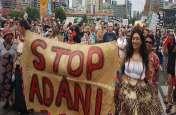photo gallery: ऑस्ट्रेलिया में अडानी कोयला खदान के खिलाफ प्रदर्शन