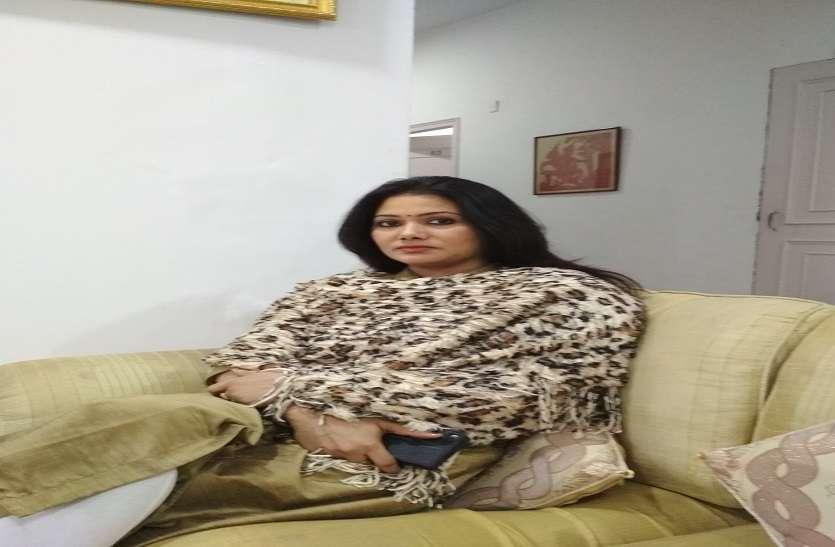 राम मंन्दिर पर भाजपा की इस महिला नेता ने पूछे विपक्षी दलों से सवाल
