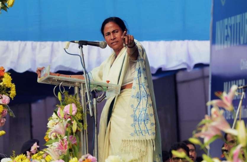 दिल्ली रवाना होंगी सीएम ममता बनर्जी