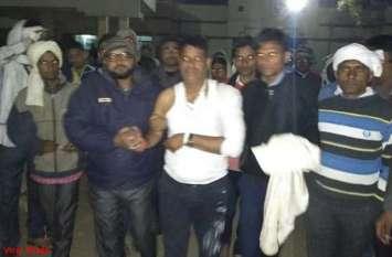 हुड़ला ने कराया भाजपा प्रत्याशी के भाई व निर्दलीय प्रत्याशी के पुत्र के खिलाफ हमले का प्रकरण दर्ज