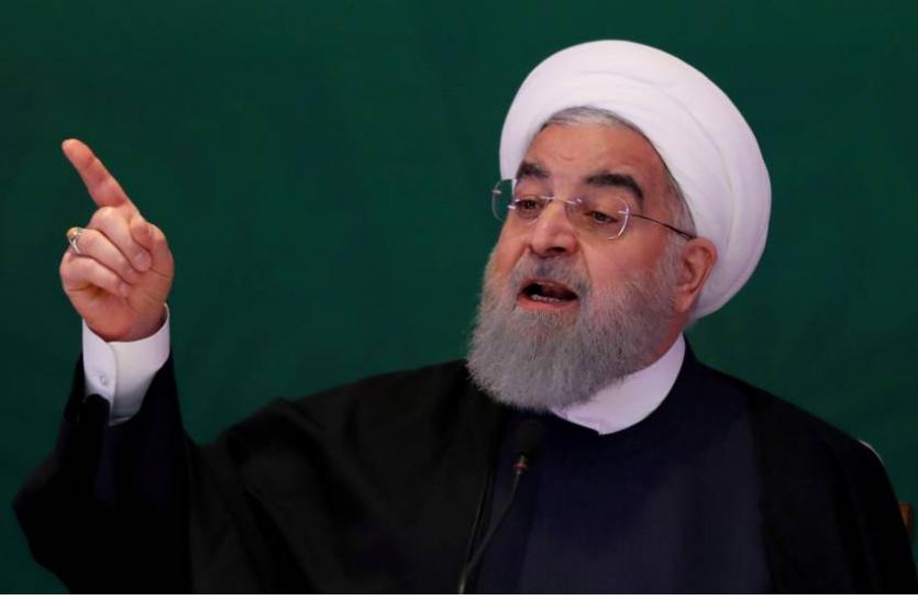 ईरान की अमरीका को धमकी: आर्थिक आतंकवाद जैसी गुस्ताखी बर्दाश्त नहीं करेंगे