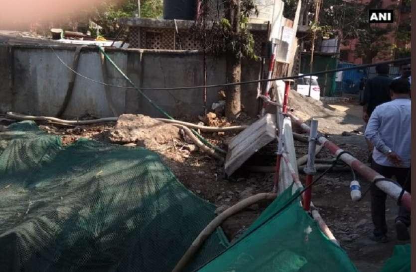 महाराष्ट्र: श्री सिद्धि एवन्यू में निर्माण कार्य के दौरान बड़ा हादसा, दीवार गिरने से 2 लोगों की मौत