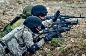 भारत-चीन के बीच 11 दिसबंर से शुरू होगा संयुक्त सैन्य अभ्यास