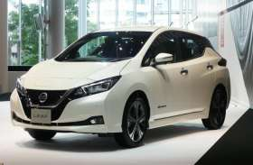 फुल चार्जिंग में दिल्ली से शिमला पहुंचा देगी Nissan की ये नई कार, भारत में आई नजर