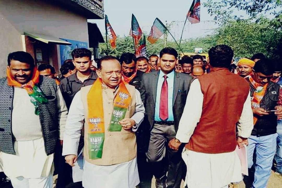 Moti Singh Minister UP