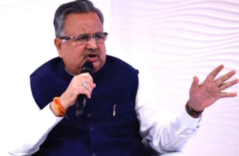 मुख्यमंत्री रमन बोले- कोई कुछ भी कह लें.. छत्तीसगढ़ में चौथी बार बनेगी भाजपा की सरकार