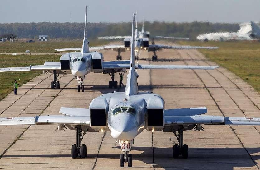 रूसी सैनिक लड़ाकू विमान और मशीनरी के साथ जोधपुर पहुंचे, भारत- रूस की वायुसेना करेंगे सयुंक्त अभ्यास