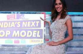 इस मॉडल के सिर सजा 'इंडियाज नेक्स्ट टॉप मॉडल सीजन 4' का ताज
