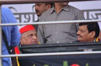 इस चेहरे की खातिर शिवपाल ने मंच से मुलायम सिंह यादव को कर दिया बाहर, देखकर सभी थे हैरान