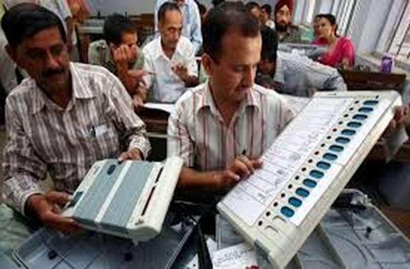चुनाव आयोग ने कराया मतगणना की बारीकियों से रूबरू