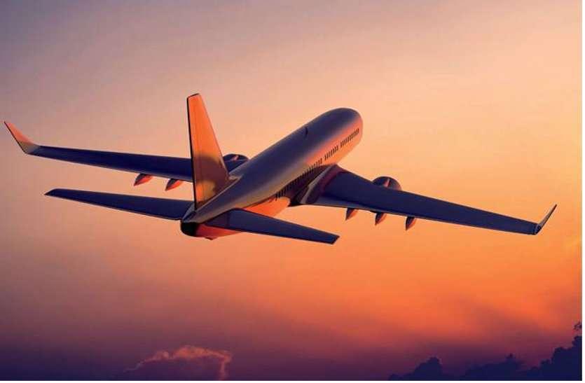 VIDEO : उदयपुर के महाराणा प्रताप एयरपोर्ट ने बनाया रिकॉर्ड, अंबानी वेडिंग में इतनी फ्लाइट्स की हुई आवाजाही ...