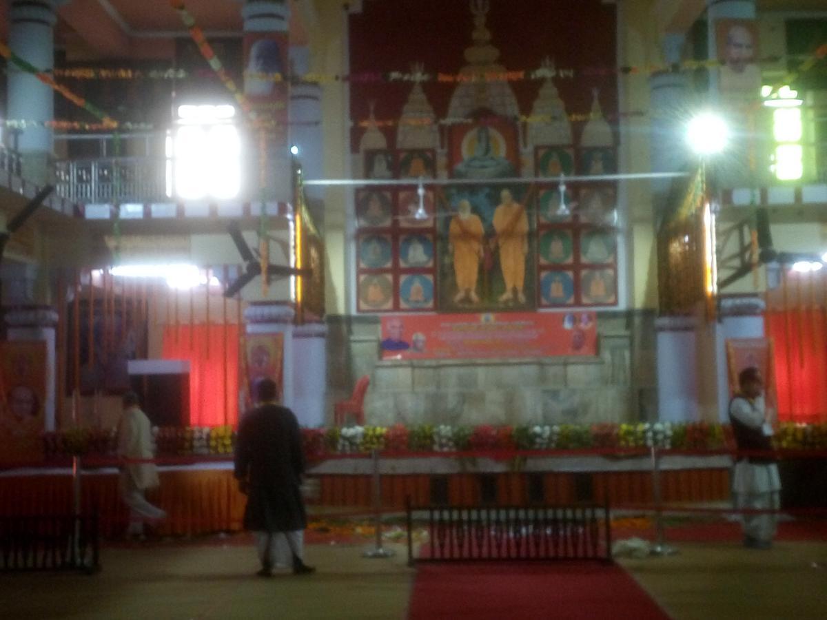 गोरखनाथ मंदिर में पूजा के बाद पैदल ही स्मृति सभागार जाएंगे राष्ट्रपति, दस मिनट का होगा संबोधन