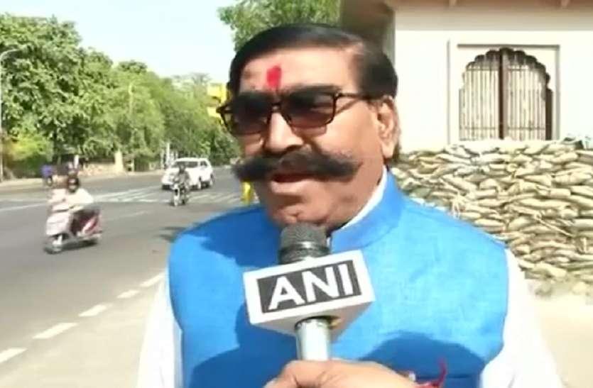 VIDEO- भाजपा विधायक ज्ञानदेव आहूजा ने मतगणना से एक दिन पहले दिया ऐसा बयान, देखें..