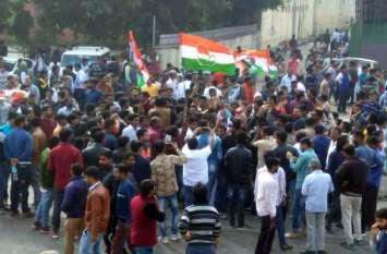 Rajasthan Election 2018: कोटा उत्तर से धारीवाल और लाडपुरा से कल्पना बड़े अंतर से आगे, समर्थकों में मायूसी तो कहीं जश्न