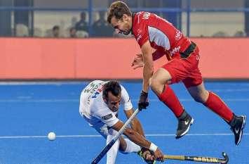 Hockey World Cup : बेल्जियम ने पाकिस्तान को 5-0 से मात देकर हॉकी विश्व कप के क्वार्टर फाइनल में जगह बनाई