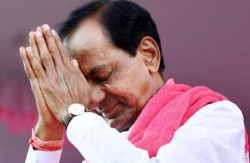 कांग्रेस, टीडीपी, भाकपा और तेलंगाना जन समितिका गठबंधन 21पर सिमटा, प्रचंड बहुमत के साथ सत्ता में लौटे केसीआर