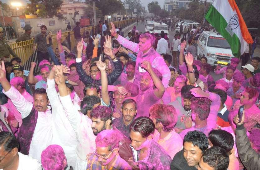 Rajasthan Election Result 2018 : शेखावाटी में चली कांग्रेस की आंधी, BJP-माकपा का सूपड़ा साफ, जानें सभी 21 सीटों का पूरा अपडेट
