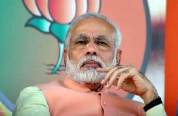 तीन राज्यों में कांग्रेस को बढ़त, पीएम मोदी ने बुलाई भाजपा कोर कमेटी की बैठक