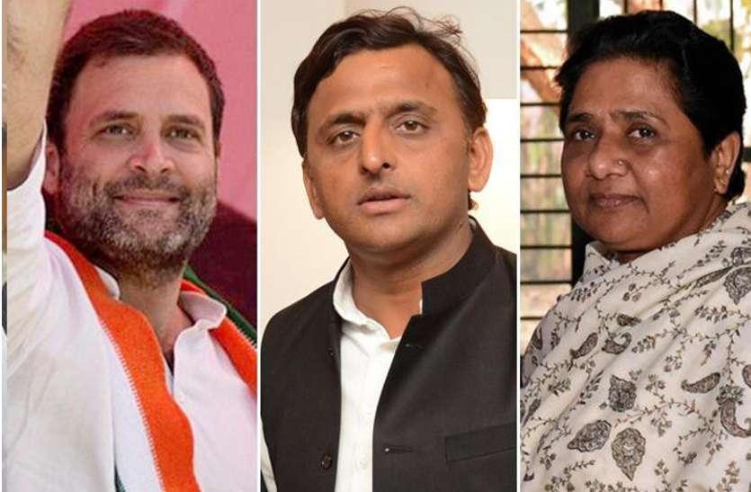 यूपी की राजनीति में बड़ा सवाल क्या अब कांग्रेस को महागठबंधन का हिस्सा बनाएंगे अखिलेश-मायावती