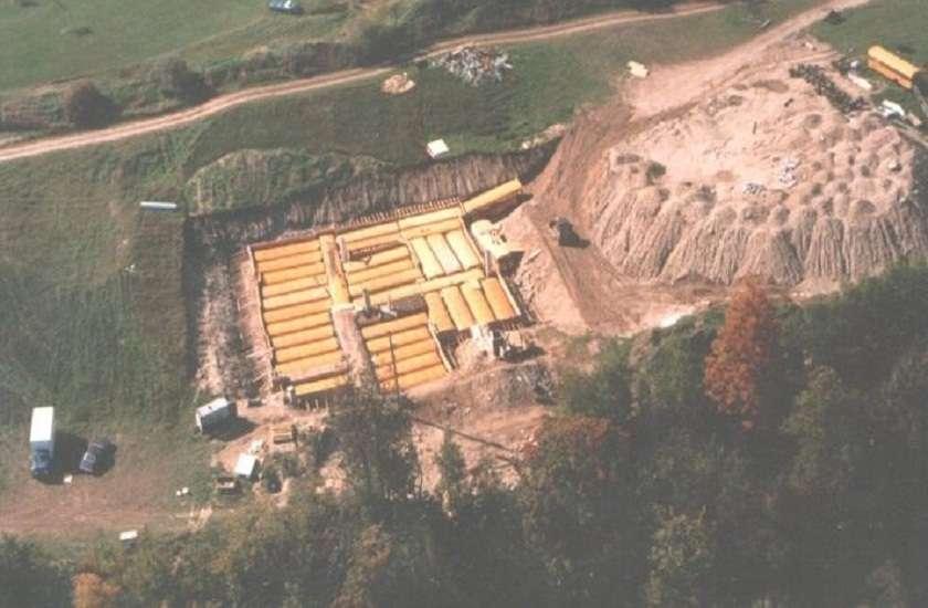 nuclear bunker