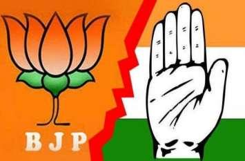 Mp election results 2018 : मुरैना में कांग्रेस ने सभी सीटें जीती,मोदी और भाजपा में हडक़ंप,ऐसे चला सिंधिया फैक्टर