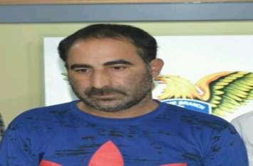 तीन करोड़ की चरस बरामदगी मामले का आरोपी शोपियां से गिरफ्तार