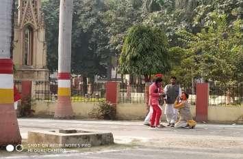 सम्पूर्णानंद संस्कृत विश्वविद्यालय छात्रसंघ चुनाव में पकड़े गये फर्जी वोटर