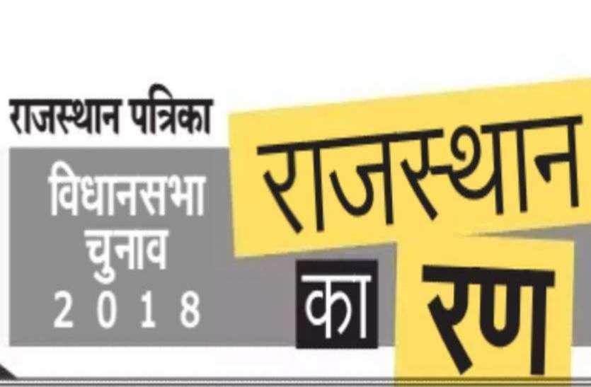 राजस्थान विधानसभा चुनाव : कहना पड़ेगा, इस बार मुकाबला अच्छा रहा!