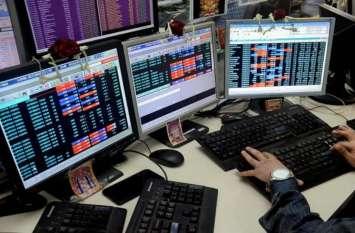 RBI गर्वनर की नियुक्ति आैर चुनावी नतीजों से शेयर बाजार में तेजी, 128 अंक उछलकर खुला सेंसेक्स