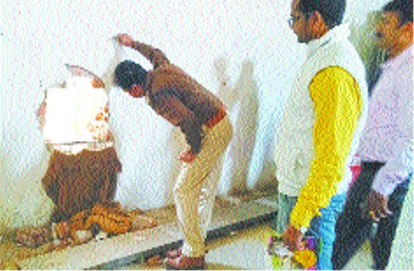 इस मंडी में चोरों से परेशान है व्यापारी, लगातार हो रही चोरी