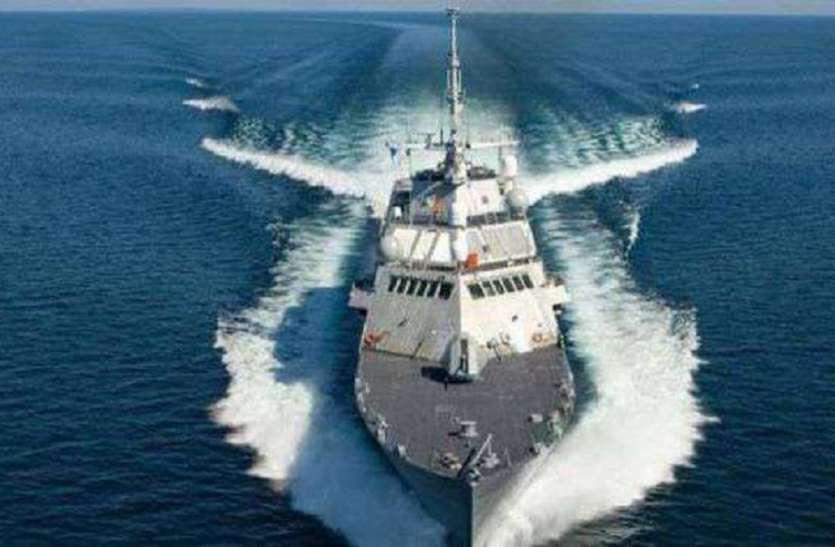 नौसेना के बेड़े में अत्याधुनिक डीएसआरवी शामिल