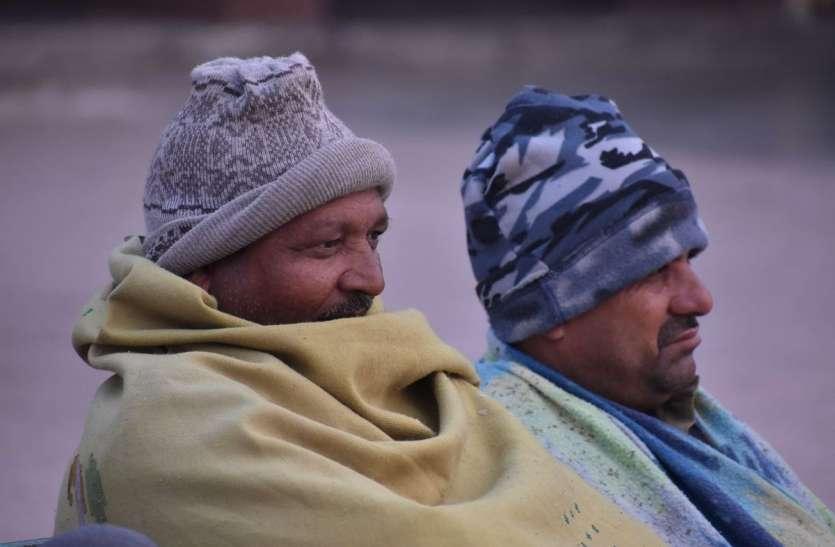 पारा लुढकऩे से कांपा शहर, नश्तर बनी सर्द हवा
