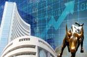 शेयर बाजारः 233 अंक चढ़कर खुला सेंसेक्स, निफ्टी 10800 के पार